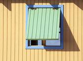 Caribische venster — Stockfoto