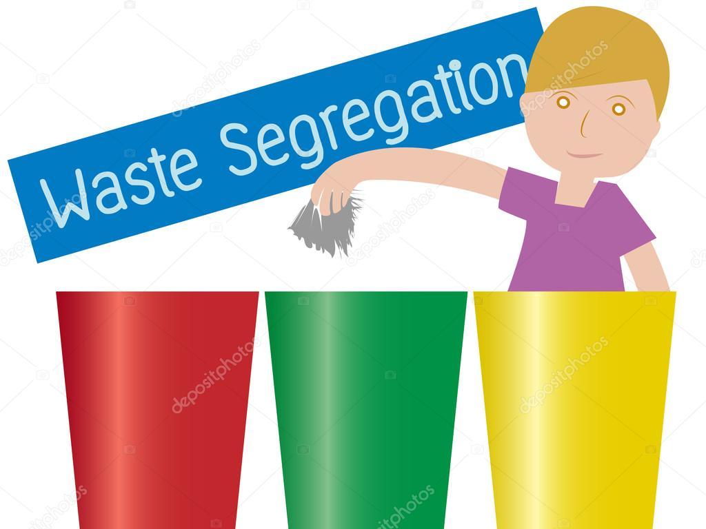 garbage segregation