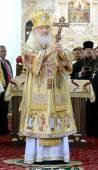 Patriarch Kirill — Stock Photo