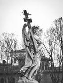 Bernini Angel — Stock Photo