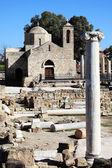 Agia Kyriaki church — Stock Photo