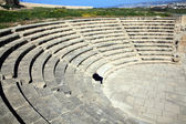 Roman Paphos Odeon — Stock Photo