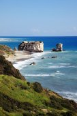 Rock Aphrodite,Cyprus — Stock Photo