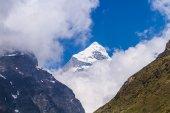 Neelkanth Mountain — Stock Photo