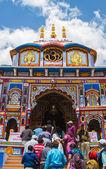 Badrinath Temple — Stock Photo