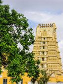 Chamundi Devi Temple — Stock Photo