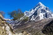 Monte Sudarshan - Himalaia indiano — Fotografia Stock