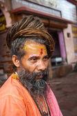 Hindu Saint — Stock Photo