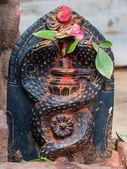 Naga Deity — Stock Photo