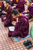 Okuyan rahipler — Stok fotoğraf