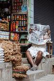 Shopkeeper — Stock Photo