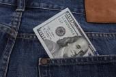 US Dollar bill (USD) — Stock Photo