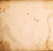 Vintage old paper background — Stock Photo