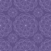 Henna seamless pattern — Stock Vector