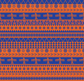 Mexican style pattern — 图库矢量图片