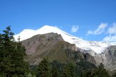 Foothills of Mount Elbrus — Photo