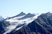 Mountain tops — Stock Photo