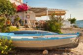 Mediterranean corner — Stock Photo