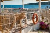 Akdeniz köşe — Stok fotoğraf