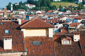 Rooftops in Vicenza — Stock Photo