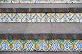 Caltagirone staircase — Stockfoto
