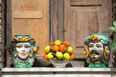 Souvenirs from Sicily — Foto Stock