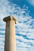 Old roman columns — Stock Photo