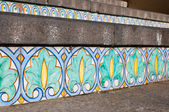 Caltagirone staircase — Stock Photo