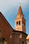 Vicenza churches — Stock Photo