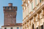 Виченца башни — Стоковое фото