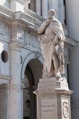 Italian sculptures — Stock Photo