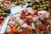 Vegetables mixture — Stockfoto