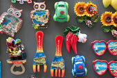 Souvenirs from Sicily — Stock Photo