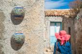 Средиземноморская архитектура — Стоковое фото