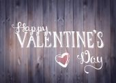 Valentines day vector — Cтоковый вектор