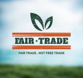 Fair Trade day — ストックベクタ