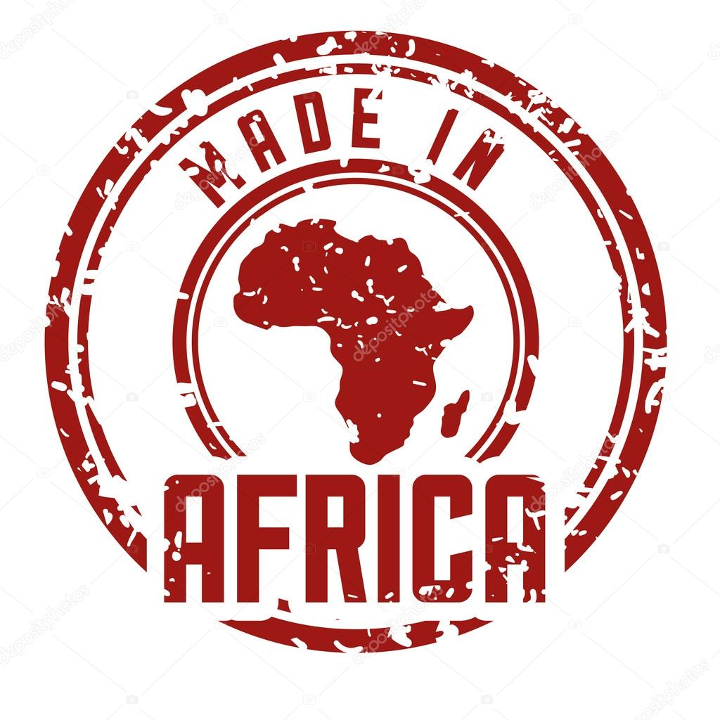 Africa Map Design Stock Photo - Image: 39826714
