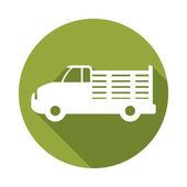 Truck deign  — Stockvektor