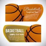 Basketball design — Stock Vector #59393359