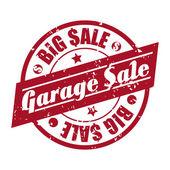 Garage sale  design — Wektor stockowy