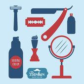 Hairdressing  — Stock Vector