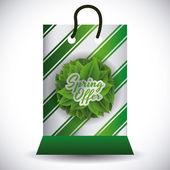 Sale 春 — ストックベクタ