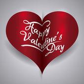 Happy valentines day  — Stockvektor