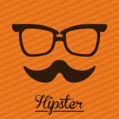 Hipster stijl — Stockvector