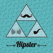 Hipster style — Stockvektor