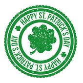 St. patrick day — Vettoriale Stock