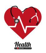 Sağlık Hizmetleri — Stok Vektör