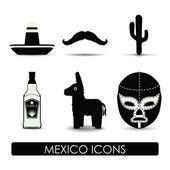Mexico design. — Stock Vector