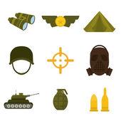 Army design. — Stock Vector