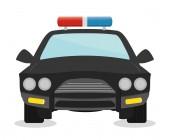 Police design. — Vettoriale Stock